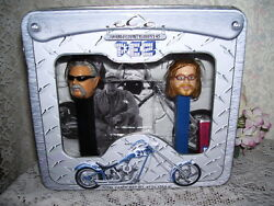 Candy Pez Orange County Choppers 2006 Motorcycle Nip