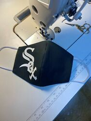 Chicago White Sox Cotton  Face Mask with filter $11.50