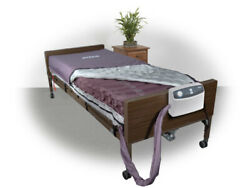 Drive 14027 Low Air Loss Mattress Replacement System - Dark Purple