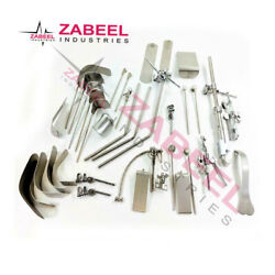 Thompson Retractor Set Surgical Instruments By Zabeel Industries