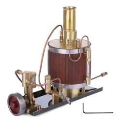 New Arrival Mini Steam Engine Model With Boiler And Base Set Model Building Kits