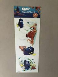 FINDING DORY WALL DECALS 4 PCS