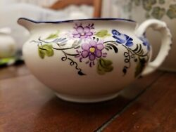 Johnson Brother Creamer Made In England