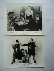 Marx Brothers+lucille Ball + Ann Miller/room Service/ Ul1/2 French Lobbies