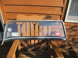 1958-1961 Austin Healey Factory Oem Windshield Frame Free Shipping Free Shippin