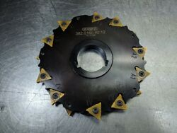 Ph Horn 160mm Indexable Slot Milling Cutter 40mm Arbor 382.0160.40.12 Loc2738c