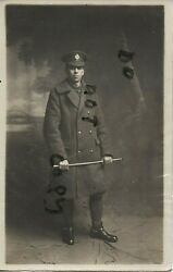 Ww1 Soldier Sapper Royal Engineers In Greatcoat And Spurs Bedford Photographer