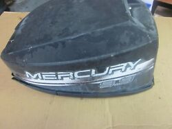 Mercury 9.9 Hp Motor Cover Cowling 1999 Will Fit Other Yrs. Free Fedex Shipping