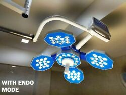 Endo Mode Led Or Lamp Surgical Operation Theater Led Light Maximum 180000 Lux