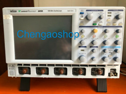 6050 Lecroy 500mhz,5gs/s Free Dhl Or Ems With Warranty G606e Xh