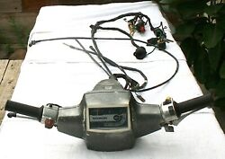Honda 1984 Nq50 Spree 50 Scooter Gauges+wire Harness+more+more  Sp-14