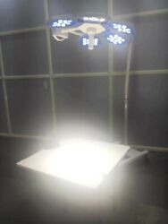 Led Ot Light Luxor Operation Theater Surgical Light Operating Lamp With 5 Ref.