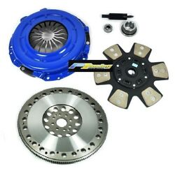 Fx Stage 3 Clutch Kit And Flywheel For Mustang 4.6l Tremec 26 Spline Tranny Swap