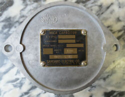 Sangamo G3b Mica Capacitor Various Values And Manufactures