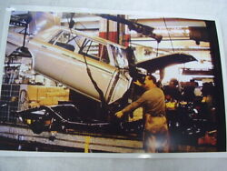 1965 Studebaker Assembly Line Hamilton Plant 11 X 17 Photo Picture