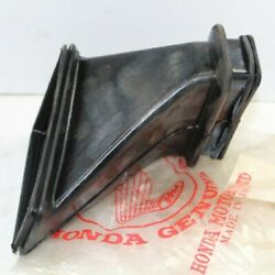 Genuine 80-83 Honda Gl1100 Gl 1100 Gold Wing Interstate Air Duct Boot Tube Right