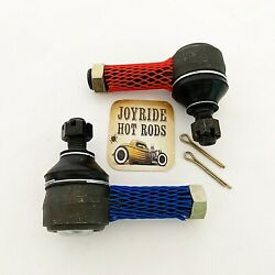 Steel Tie Rod Ends For Steering Tie Rods And Drag Links - 11/16-18 - R/h + L/h