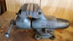 Wilton Bullet Vise 9-600 Swivel Local Pickup Only Pre Owned.