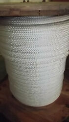 New 1-3/4 X 470and039 Double Braid Nylon Rope Anchor Line Mooring Line Boat Rope