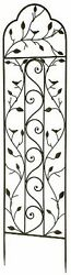 Nature Trellis, 59 H X 15w Attractive Durable Strong Welded Steel Construction