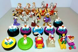 Lot Toys Mcdonalds Burger King Disney Happy Meal Kids Club And + 1980's-1990's