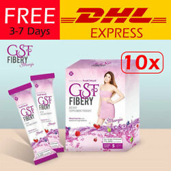 Dhl Express 10x Gst Fibery Detoxification Accelerated Fat Burning Weight Loss