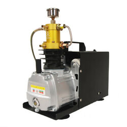 New 4500psi Pcp Air Compressor High Pressure Pump Electric Air Compressor Airgun