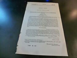 Government Report 1897 Joseph Bowie Sgt Co D 14th Nh Volunteers Civil War