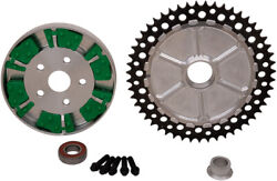 Alloy Art - Ucc51-31 - Universal Drive Chain Conversion System With Machined Car