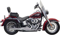 Bassani Manufacturing - 1s12r - Road Rage Ii Mega Power Exhaust System Short Ch