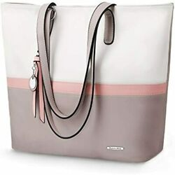 Tote Bags For Women Womens Shopper With Large Compartment Shoes $43.08