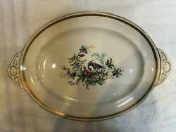 Johnson Brothers Pareek Oval Serving Platter/tray, Made In England, Vintage