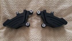 Harley Dual Front Brake Calipers Touring Models And V-rod Read .. Make Offer