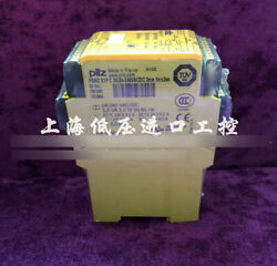 For New Pilz Safety Relay 787950 Pswz X1p C 3v/24-240vacdc 2n/o 1n/c2so