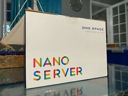 Confidant Station One Space-nano Server X5 Encrypted Messaging Server Qlc Chain