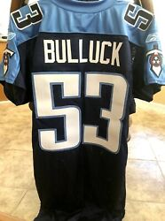 Keith Bulluck Tennessee Titans 2007 Authentic Reebok Team Issued Game Jersey New