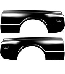 68-72 Chevy C10/k10 Truck Driver And Passenger Side Shortbed 6and039 Bedside Pair Lh/rh