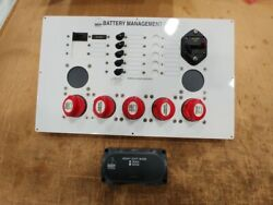 Bep 800-ms2 Battery Management Panel