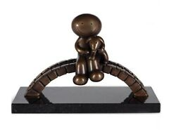 - Doug Hyde - Watching The World Go By - New Sculpture