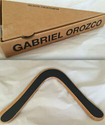 Gabriel Orozco Limited Ed Boomerang Box With Poster The Thing 26 Sold Out New