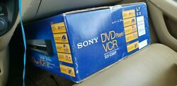 Sony Slv-d360p Dvd / Vcr Combo Player - Brand New