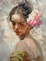 Royo La Perla Panel Edition 2000 Serigraph On Claybord Signed And Number