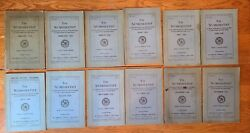The Ana Numismatist - 1926 - Original Blue Covers - Full Year - Volume 39
