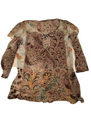 Class Roberto Cavalli Top Size 40 Made In Italy.