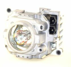 Replacement Lamp And Housing For Christie Wx10k-m