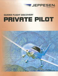 Jeppesen Private Pilot Manual/textbook - 10001360-006 - Released May 2018