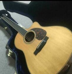 Jean Larrivee Lv-05 Made In Usa Limited Acoustic Guitar W/ Hard Case