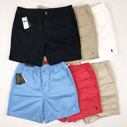 Polo Classic Shorts Stretch Twill Polo Prepster Shorts