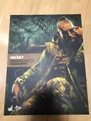Iron Man 3 12 Inch Action Figure 1/6 Scale Series - The Mandarin Hot Toys Marvel