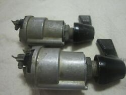 Delco Remy Three Terminal Switch - Unknown Pn Or Applicationandnbsp 2 Pc Lot